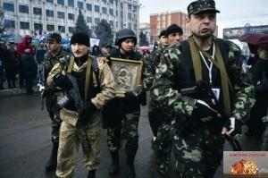 Луганськ. Фото: AFP