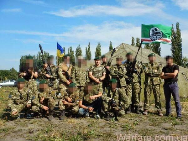 Бойцы батальона имени Джохара Дудаева нуждаются в оптике и снаряжении, - Армия SOS - Цензор.НЕТ 3639