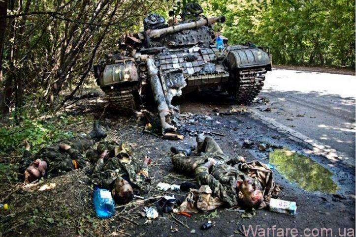 Кто ответит? В Украине убито 32 тысячи россиян.