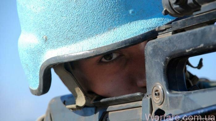 """Порошенко назвал условия размещения """"голубых касок"""" в Донбассе"""