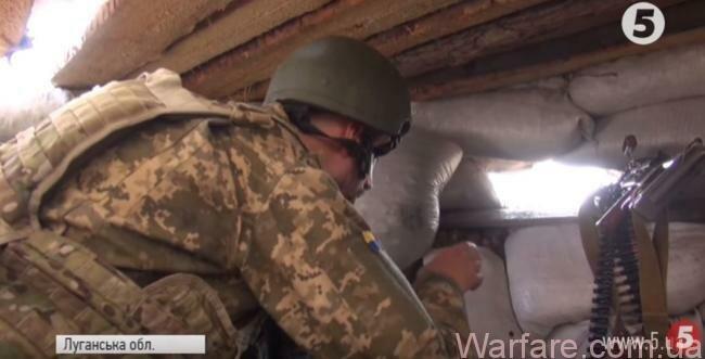 Под Желобком две разведгруппы боевиков попытались взять наших воинов в кольцо. ВИДЕО